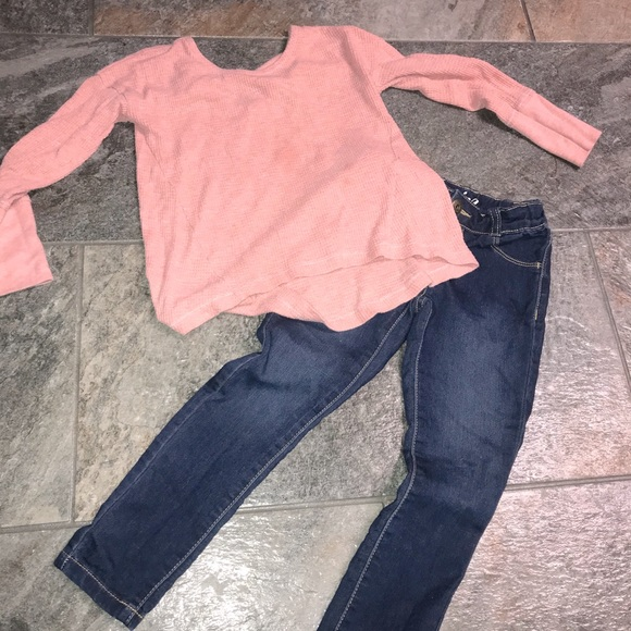 Crazy 8 outfit size 5